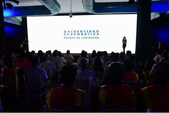"""Gestión de conocimiento Puerto de Cartagena, nueva era con """"Smart Port"""""""