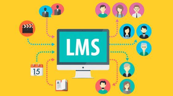 LMS, Herramienta colaborativa con la educación