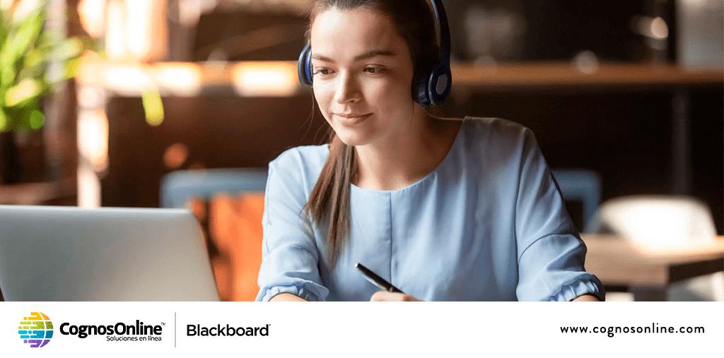 ¿Cómo capacitar a través de Blackboard Learn?