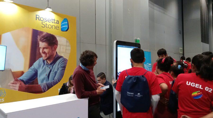 CognosOnline estuvo presente en XXI Encuentro Internacional Virtual Educa Perú 2019