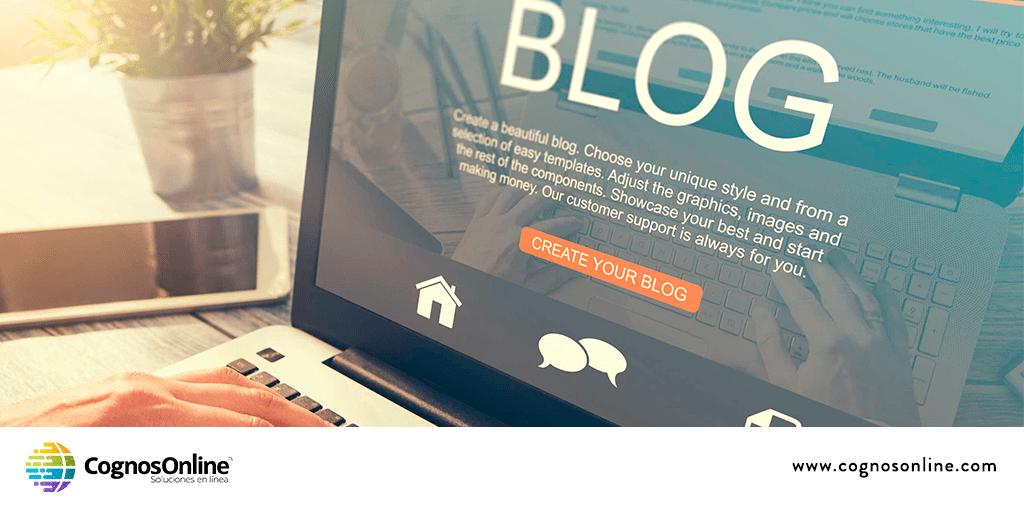 ¿Para qué sirve el blog en un curso virtual?