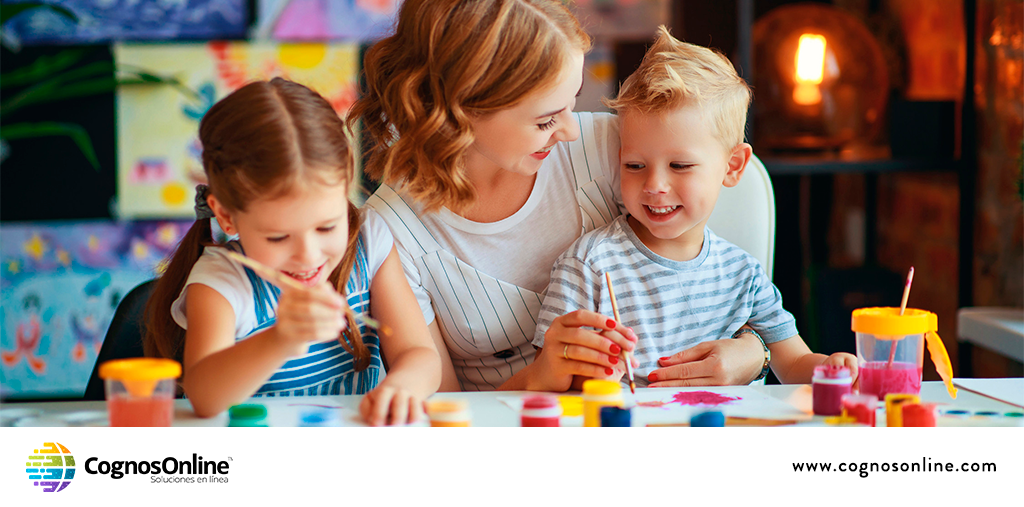 Actividades creativas para el aprendizaje de idiomas desde casa