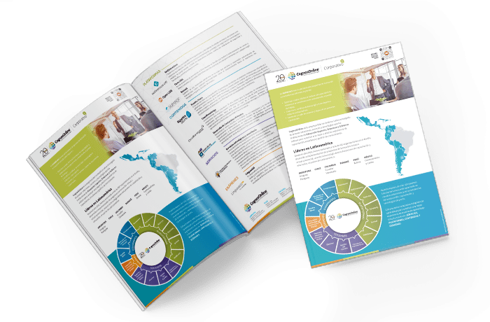 brochure - CognosOnline - Sector Corporativo