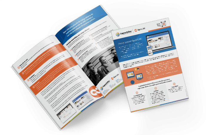 Brochure Open LMS